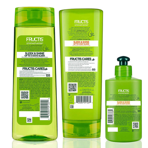 Garnier Fructis Sleek & Shine Leave-In Conditioning
