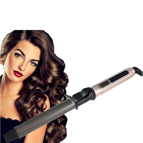 USHOW Rotating Curling Iron