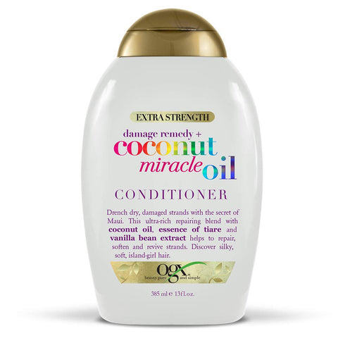 OGX Extra Strength Coconut Oil Conditioner