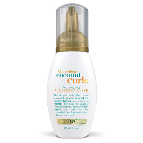 OGX  Locking Curl Cream