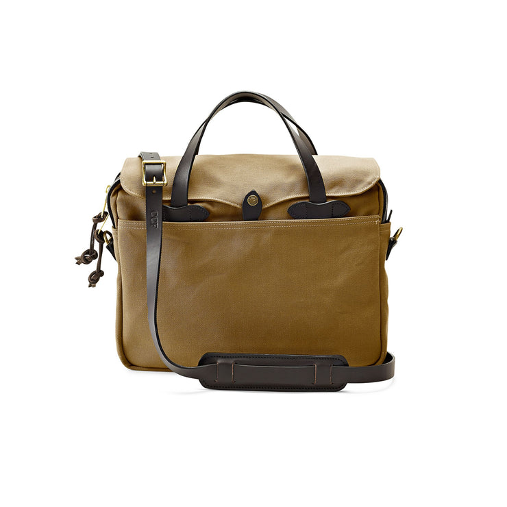Rugged Twill Original Briefcase - Tan