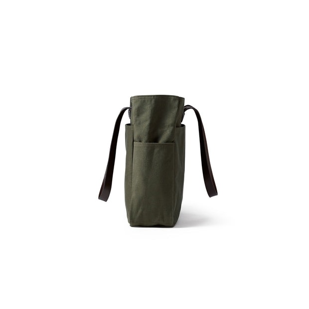 Rugged Twill Tote Bag - Other Green
