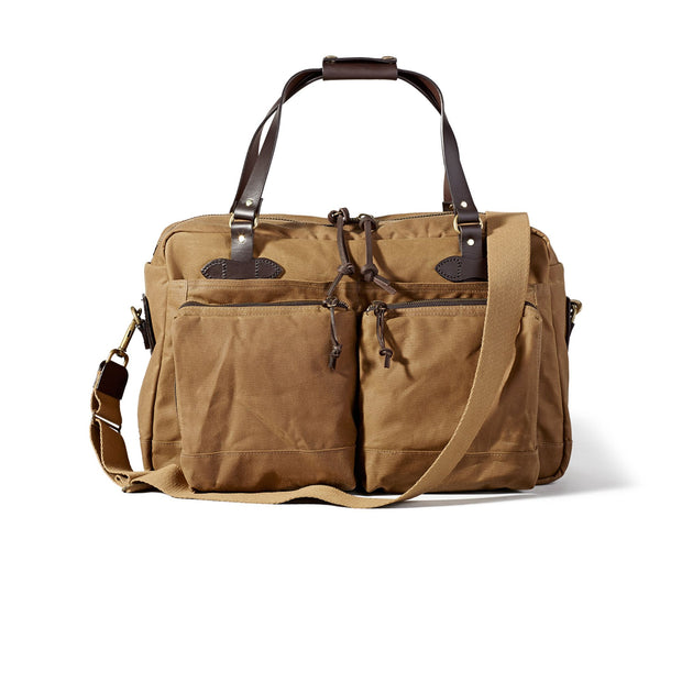 48-Hour Tin Cloth Duffle Bag - Tan