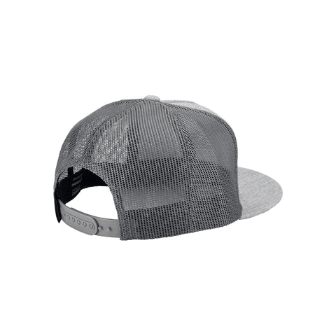 Team Trucker Hat - Heather Gray