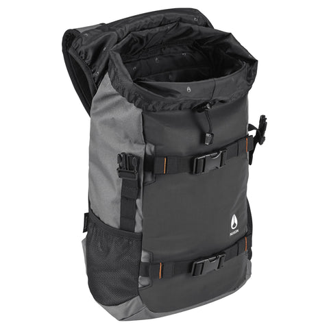 Small Landlock Backpack II - Gunmetal