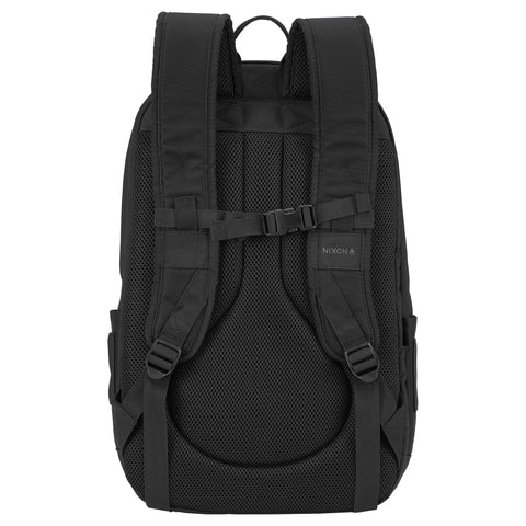 Smith Backpack - All Black Nylon