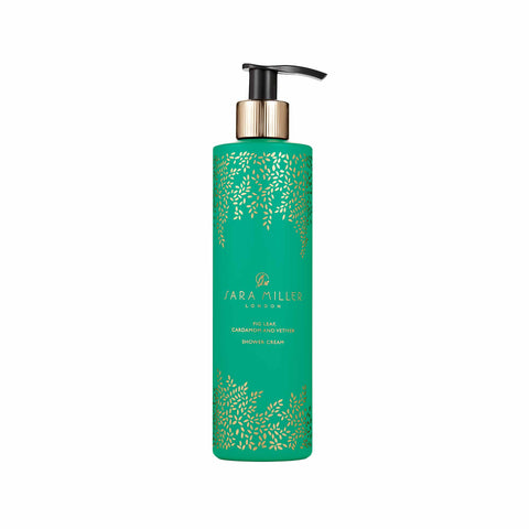 Shower Cream (300ml) - Fig Leaf, Cardamon & Vertiver