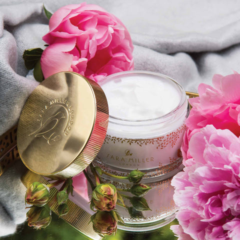 Body Souffle (180ml) - Rose, Patchouli & Cassis