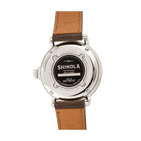 The Runwell Coin Edge 38mm, Grey/White