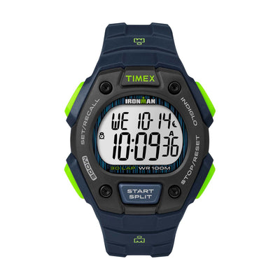 Ironman Classic 30 Full Size 42mm - Blue/Lime