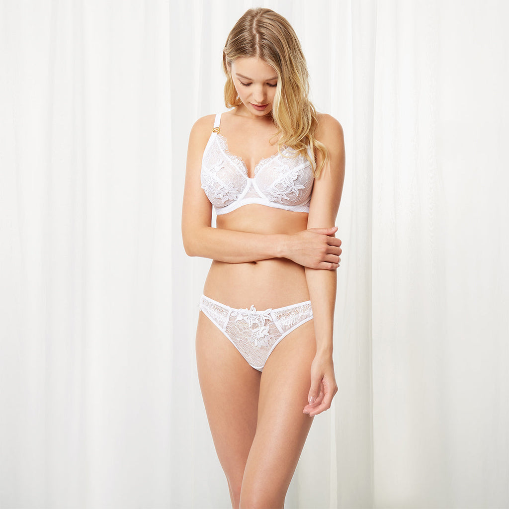 MORE Aviana Culotte Blanc