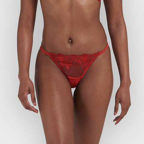 Culotte Marseille rouge