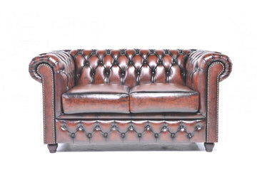 Chesterfield Original 2-seat Wash Off Brown