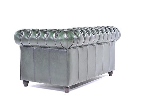 Chesterfield Original 2-seat Wash Off Green