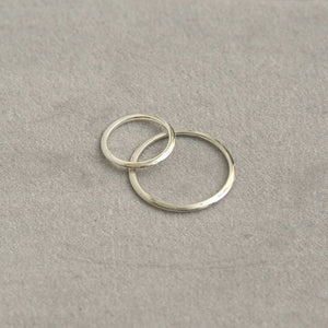 UNUSED / UH0378 silver ring