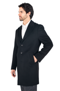 250001 Sherman Coat - Black