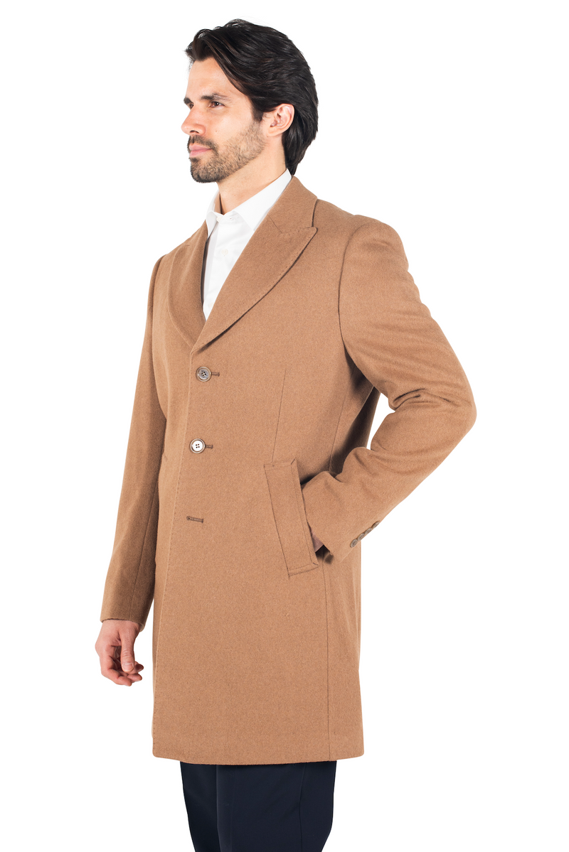 250213 Sherman Coat - Vicuna