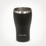 Earthwell Vacuum Insulated Tumbler in Volcanic Black