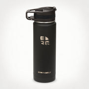 Earthwell Roaster Vacuum Insulated Flask in Volcanic Black