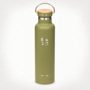 Earthwell Woodie Vacuum Insulated Stainless Steel Water Bottle for Cold Drinks