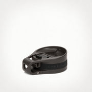 """side view"" Earthwell Replacement Roaster Loop Cap for Travel mugs in Volcanic Black"