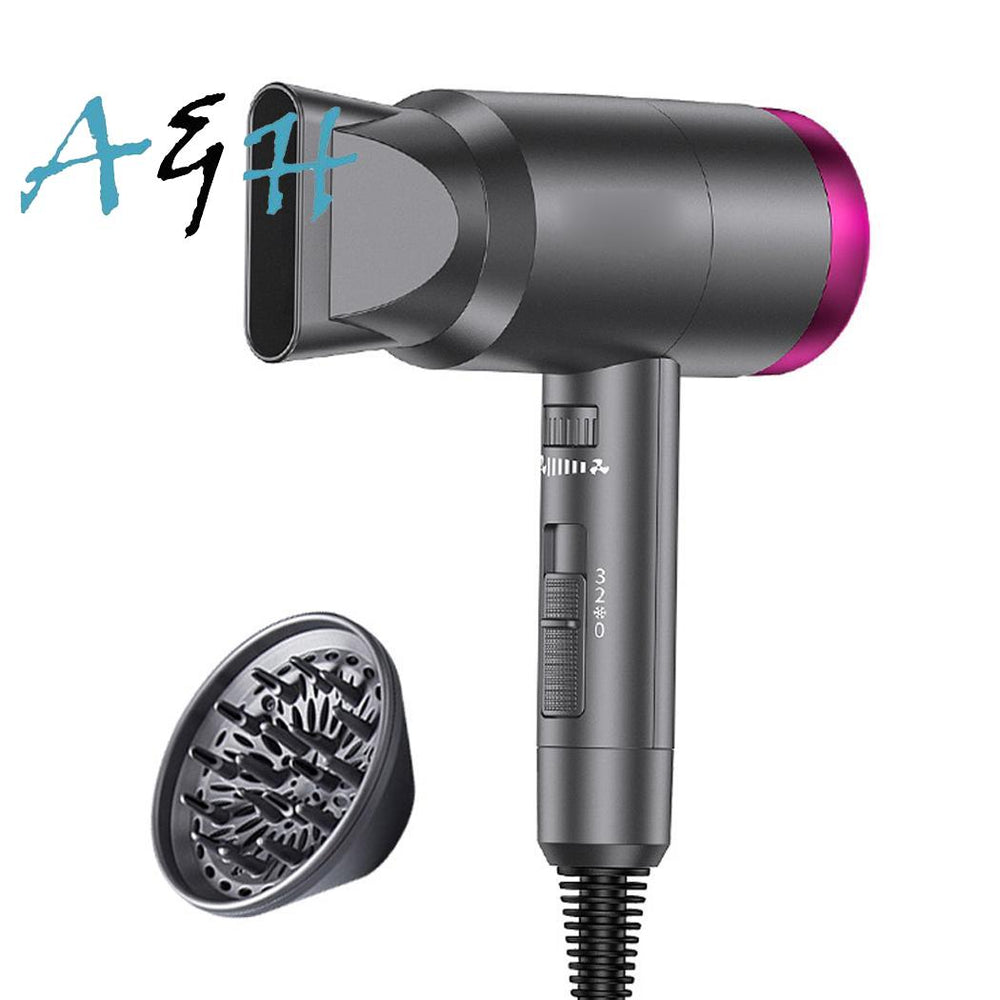Portable Household Hair Care Styling Tool 1.46 kg Adjustable 1800W
