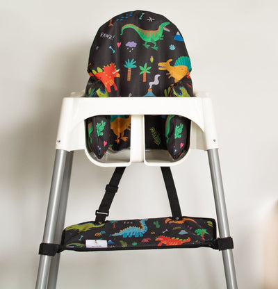 To Footrest, or Not to Footrest in the Ikea Antilop Highchair, that is the question?