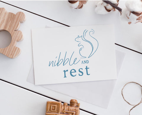The Nibble and Rest Gift Card, starting at $25