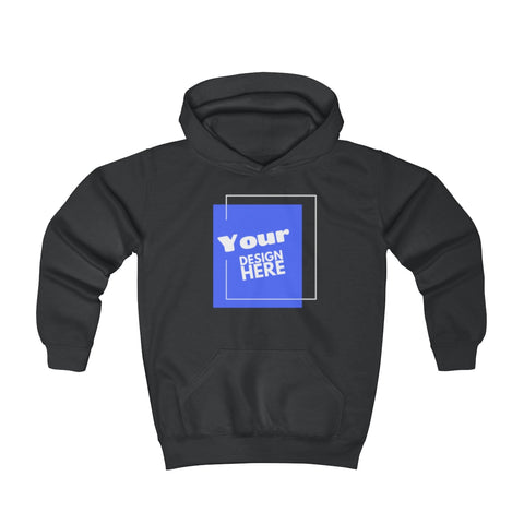 Your Design Here Youth Hoodie (Fruit Of The Loom 996Y)