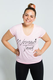 Woman's Touch Apparel Signature Tee