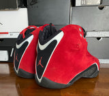 "Air Jordan XXI OG ""Red Suede"""