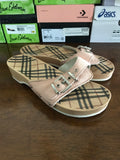 Burberry Clog Sandals