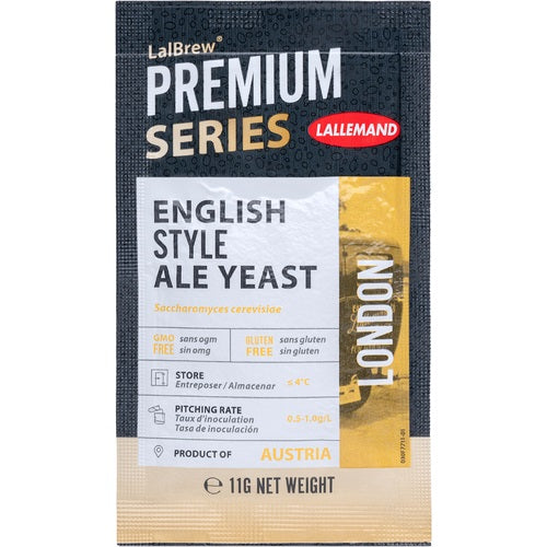 LalBrew London English Style Ale Yeast