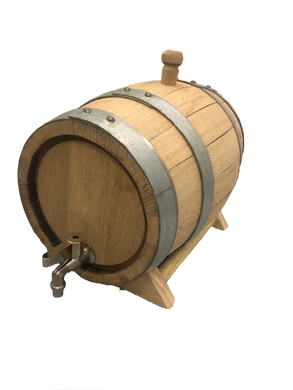 American Oak Barrel - New