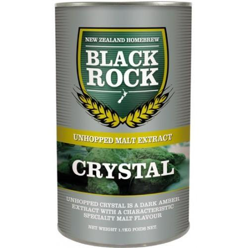 Unhopped Crystal Malt