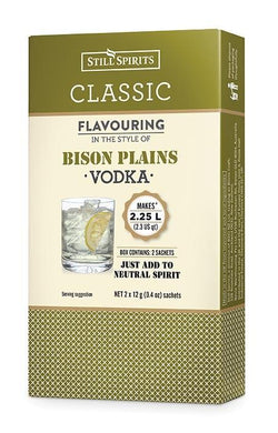 SS Classic Bison Plains Flavouring