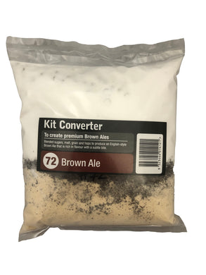 Kit Converter 72 - Brown Ale