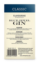 Load image into Gallery viewer, SS Classic Blue Jewel Gin Flavouring
