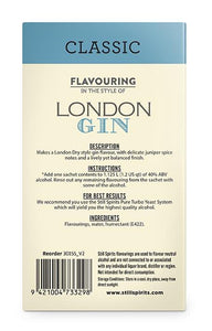 SS Classic London Gin Flavouring
