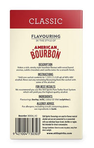SS Classic American Bourbon Flavouring