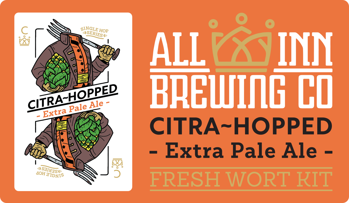 All In Brewing Citra Extra Pale Ale