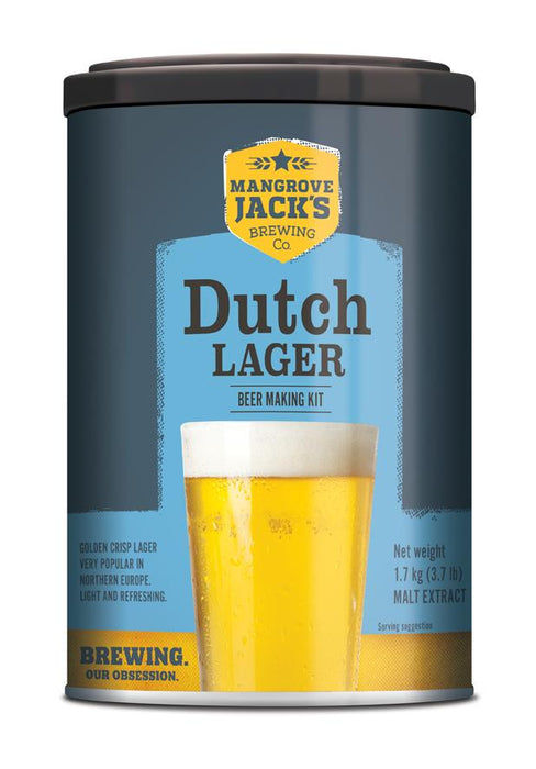 MJ International Series Dutch Lager