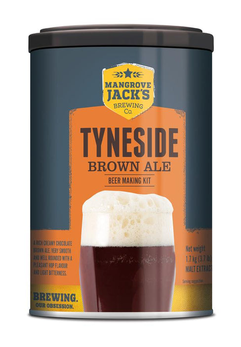 MJ International Series Tyneside Brown Ale