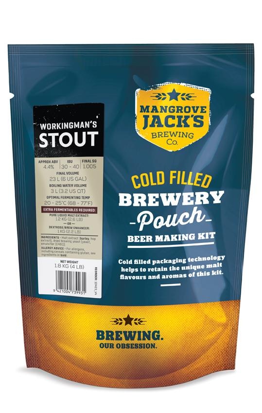 Traditional Series Workingmans Stout