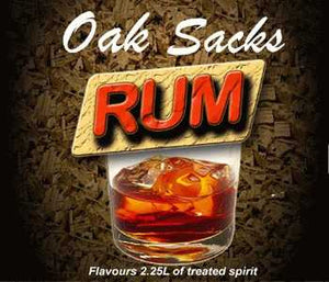 Rum Oak Sacks