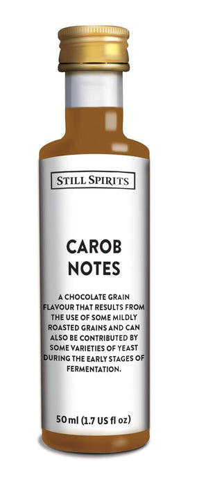 SS Carob Notes