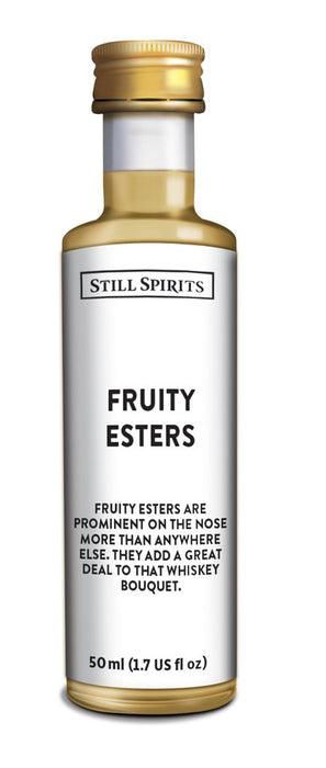 SS Fruity Esters