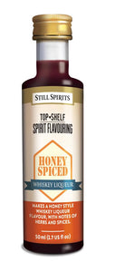 SS Top Shelf Honey Spiced Whiskey Liqueur Flavouring