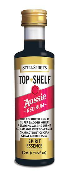 SS Top Shelf Aussie Red Rum Flavouring