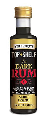 SS Top Shelf Dark Rum Flavouring